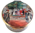 "Great Exhibition  (03/6603)  2.25"" diameter. (2001) Commemorates 150th Anniversary of the opening. Limited Edition of 250."