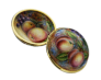 Lidded Fruit Bowl