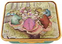 "Beatrix Potter Toad's Tea Party (64/8742) 2"" x 1.5""  LE 50"