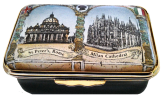 "QE II Visit to Italy (23/6407)  2.5"" x 1.15"" . (2000) Limited Editon of 200"