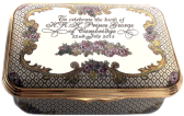 "2013 Prince George Royal Baby Box (23/10166) 2.5"" x 1.5"" Limited Edition 150"
