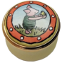 "Winnie the Pooh Piglet & Chick (04/7571)  .87"" diameter. Screw on/off lid."