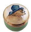"Paddington Bear Bee on Nose (XR1716)  1.1"" diameter."