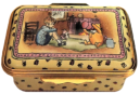 "Winnie The Pooh Good Friends Stick Like Honey (62/6027)  1.87"" Rectangle. Limited Edition of 500."