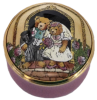 "Teddy Wedding Halcyon Days (15/3733) 1.25"" diameter."