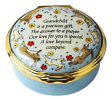 "A Grandchild Is a Special Gift  (01/8077)  1.5"" diameter."
